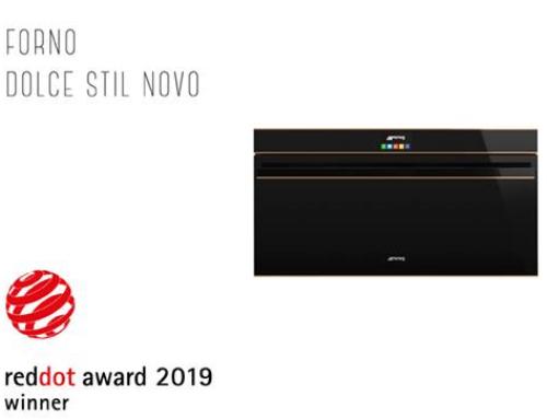 Smeg выигрывает Red Dot Awards 2019 года