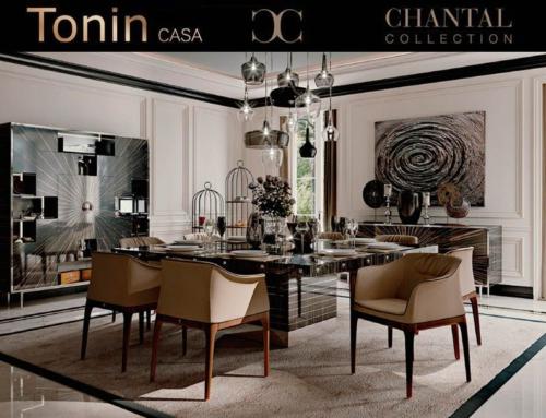 Новая коллекция мебели  Chantal Collection