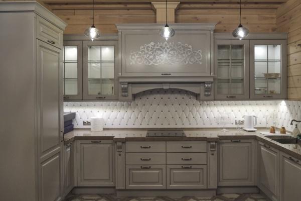 Мебель для коттеджа - кухня