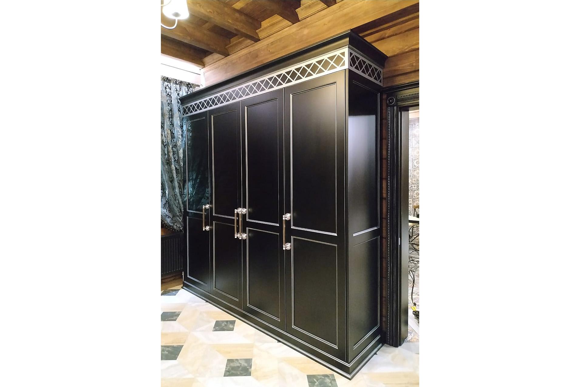 Мебель для коттеджа - шкаф