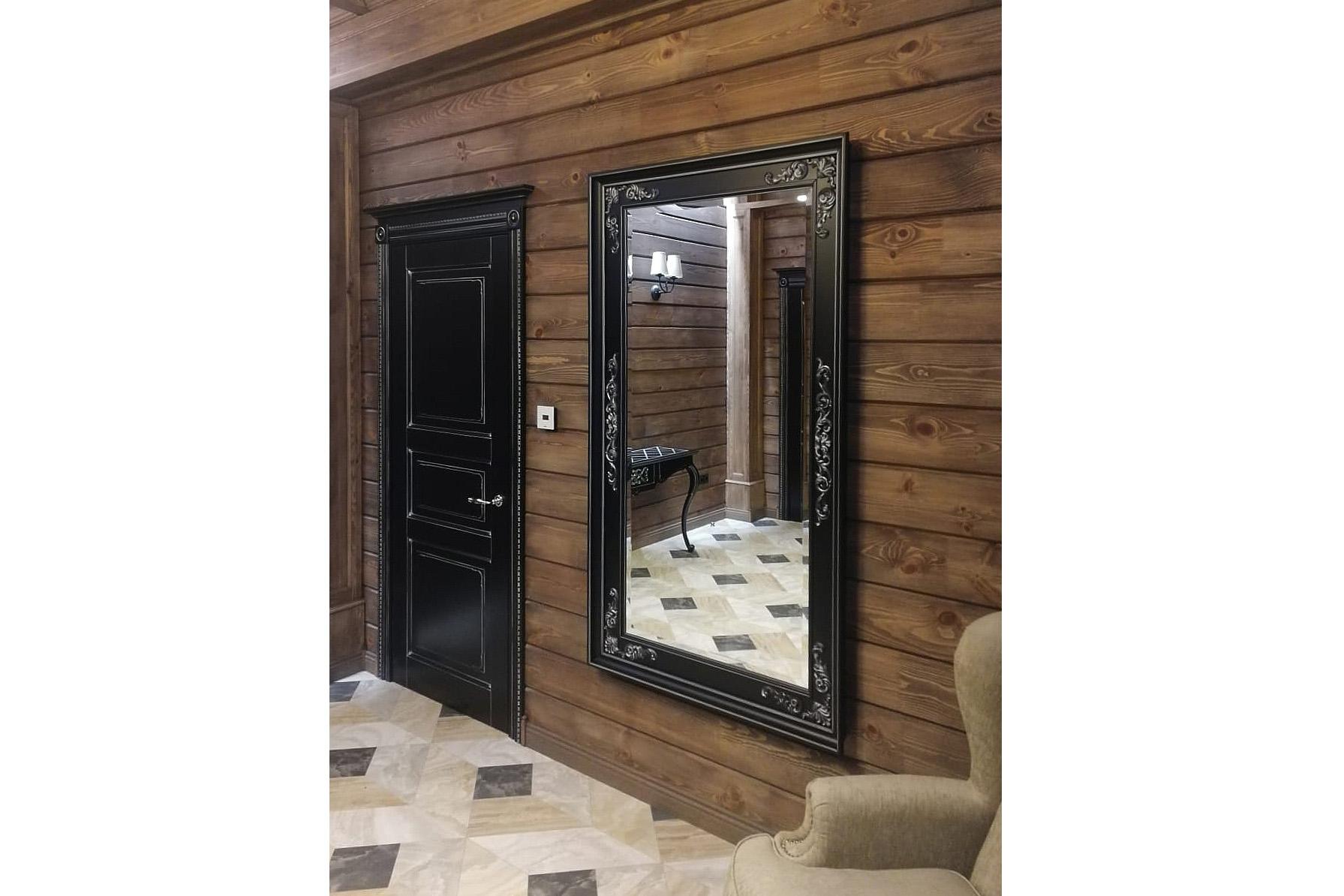 Мебель для коттеджа - зеркало в прихожую