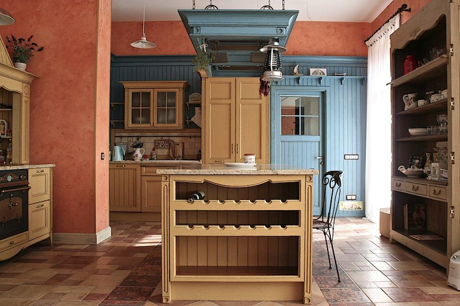 Кухня дома - Чинзатти